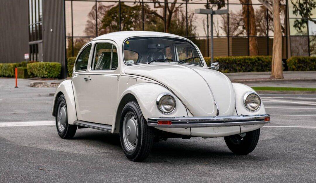 Τρελάθηκε ο κόσμος. 50.000 δολάρια για Beetle του '83!