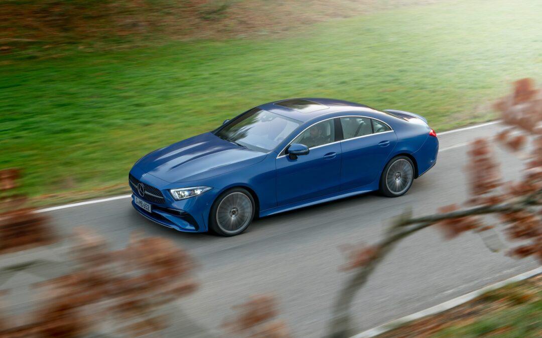 Η CLS ανανεώθηκε. Τι άλλαξε επάνω της η Mercedes;