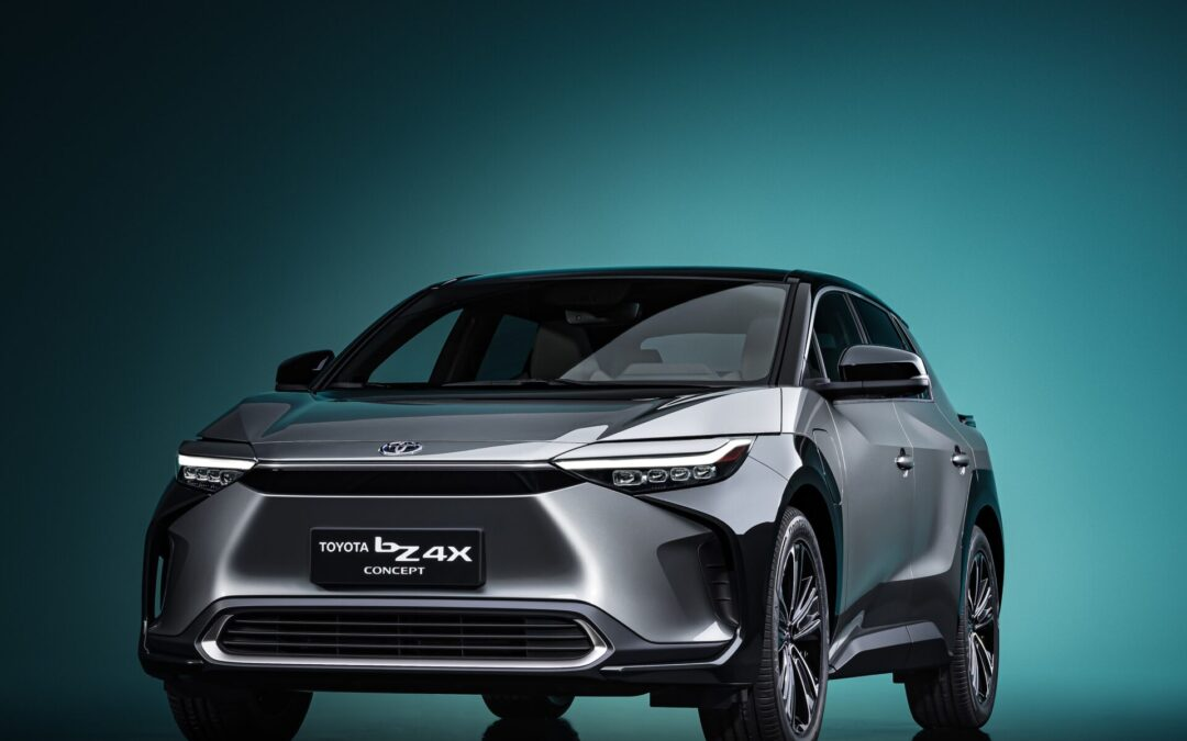 H Τoyota στον κόσμο της ηλεκτροκίνησης με το bZ4X Concept