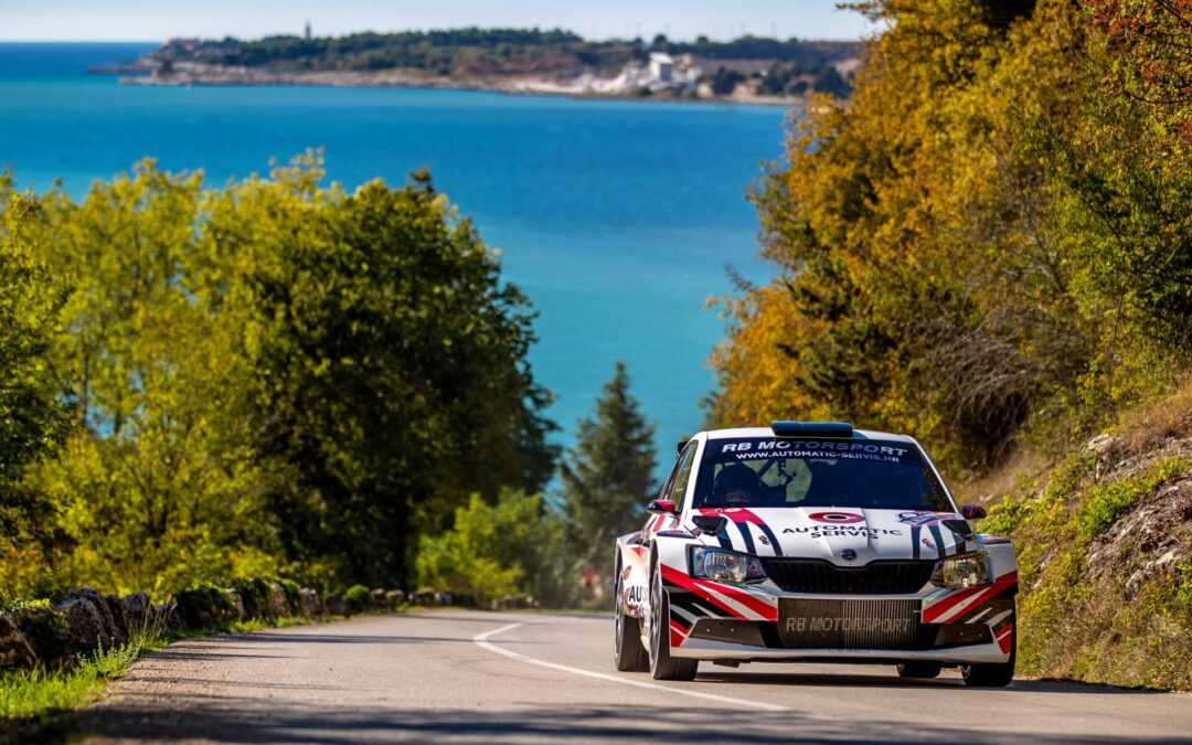 WRC, το ράλι Κροατίας και οι επιλογές των Pirelli P Zero