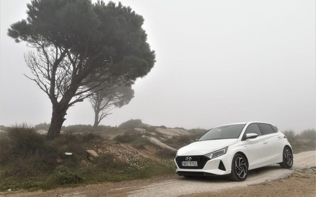 Hyundai i20: Τurbο, υβριδικό και αυτόματο με 100 ίππους