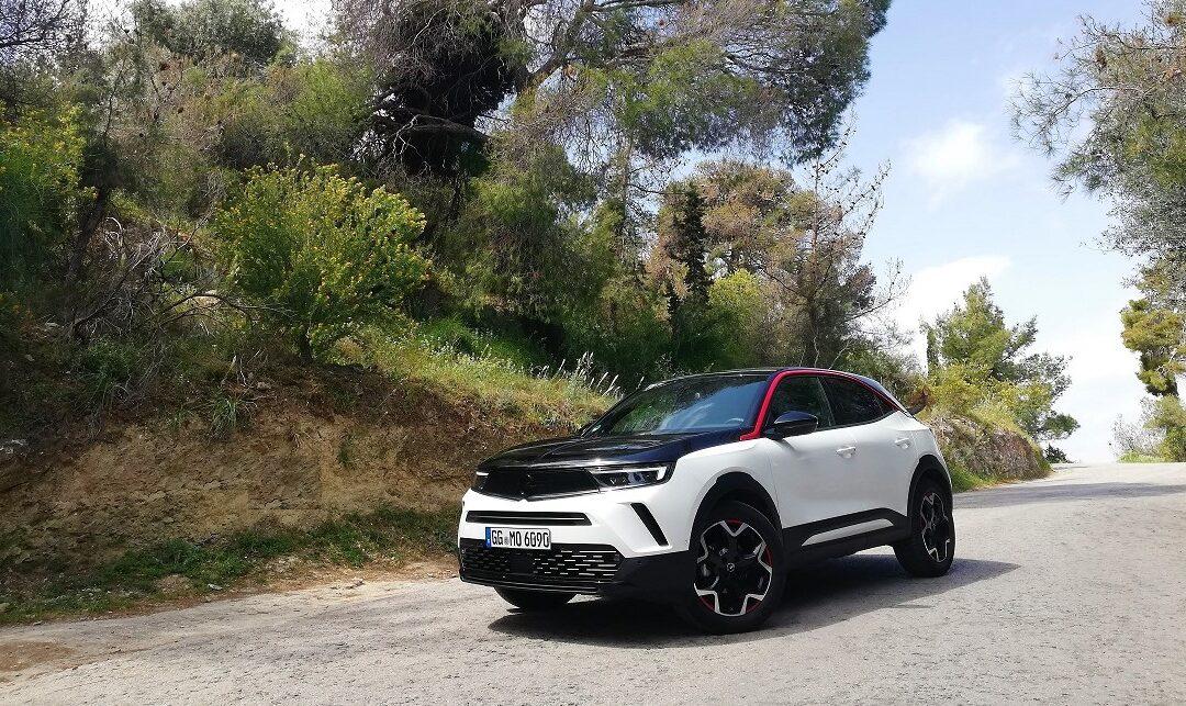Οδηγούμε το Opel Mokka 1.2Τ GS Line με τους 130 ίππους