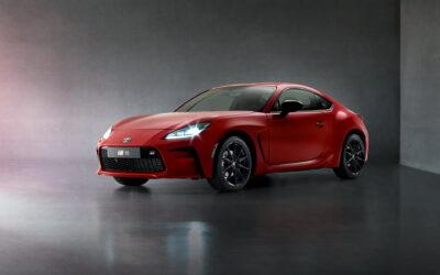 Νέο Toyota GR 86: Πιο ελαφρύ, ισχυρότερο και πισωκίνητο