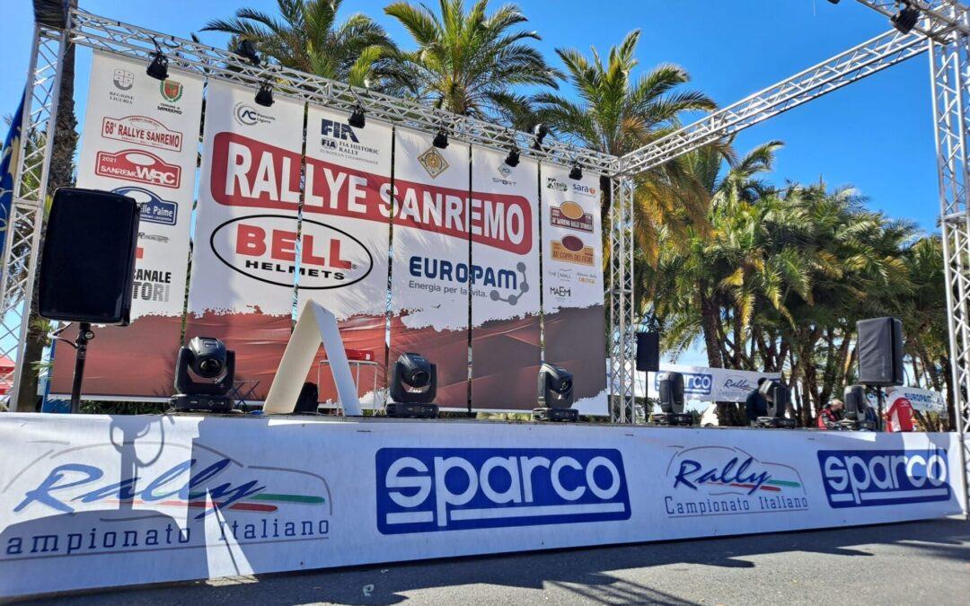 Βαρύς ο πέλεκυς και αφαίρεση αγωνιστικής άδειας για παράνομες δοκιμές εν όψει rally San Remo στην Ιταλία