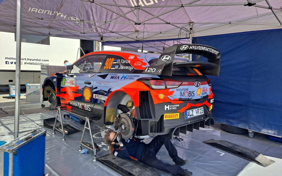 Το ράλι Σαν Ρέμο με 350 συμμετοχές και με άρωμα WRC