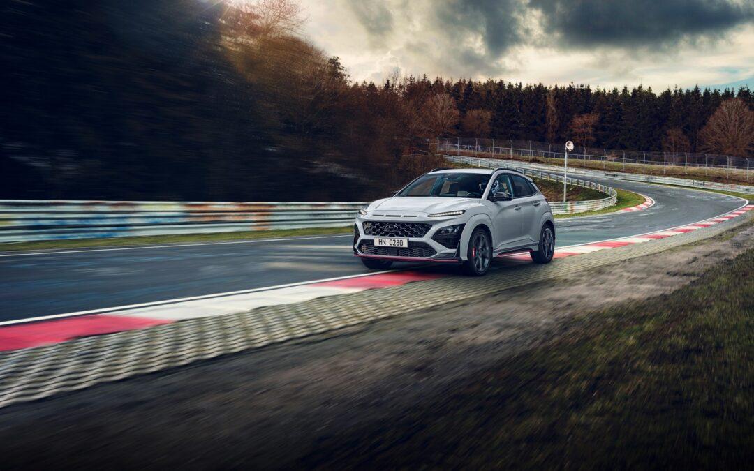 Ψάχνεις «αγριόγκαζο» crossover; Δες το νέο Hyundai Κona N με 280 άλογα (video)