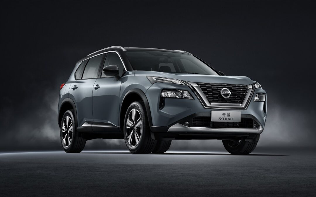 H Nissan τέντωσε το Qashqai και έτοιμο το νέο X-Trail! (video)