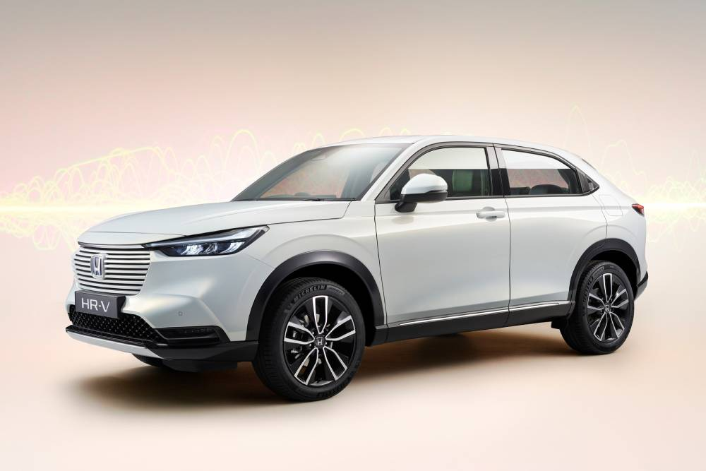 Νέο Honda HR-V e:HEV με 1.500άρη βενζινοκινητήρα και δύο ηλεκτροκινητήρες
