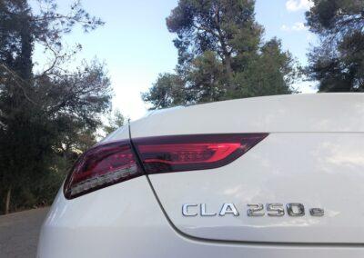 CLA 250e