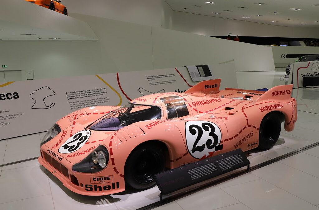 """Η """"τριγωνική ξύστρα"""", ο  """"Μόμπι Ντικ"""" και άλλα απίθανα παρατσούκλια μερικών Porsche (video)"""