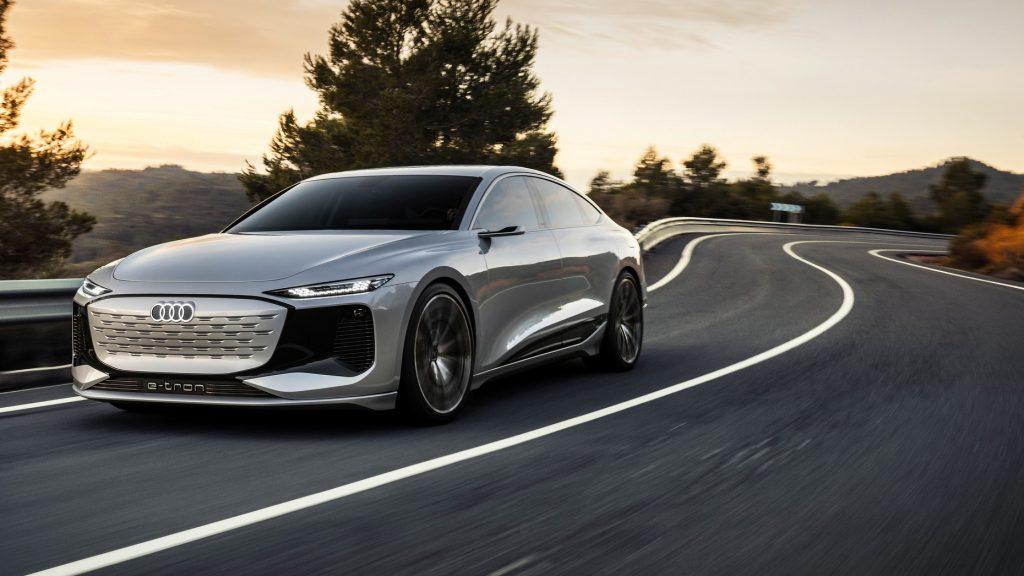 Το νέο Audi A6 e-tron Concept έχει 800Nm ροπής και 700χλμ. αυτονομίας!