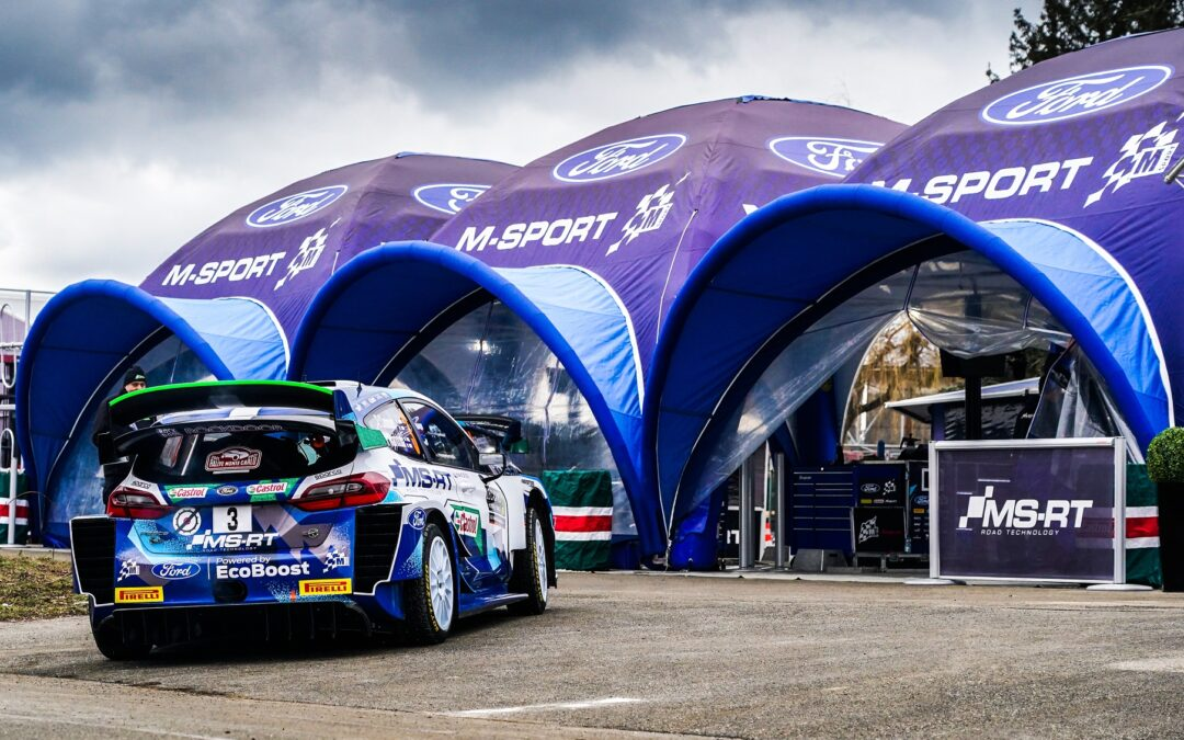 Sebastien Loeb: Aνοιχτό το ενδεχόμενο συμμετοχής του στο Ράλι Ακρόπολις με Ford