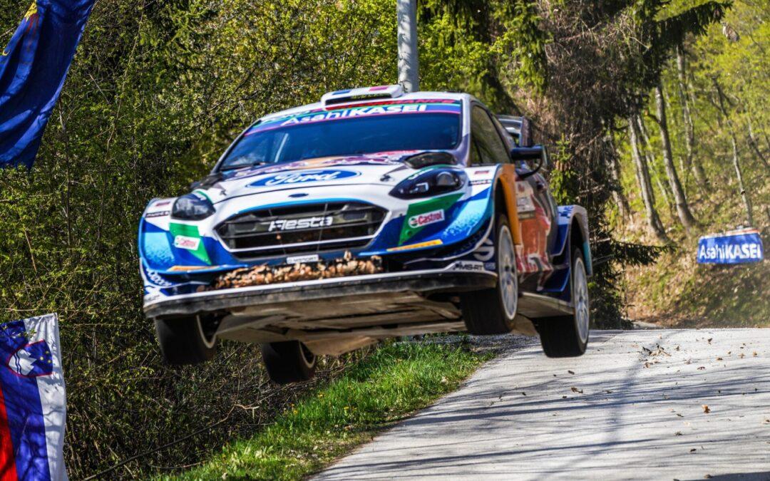 WRC, ράλι Κροατίας, εντυπωσίασε ο Fourmaux με το Ford Fiesta WRC (video)