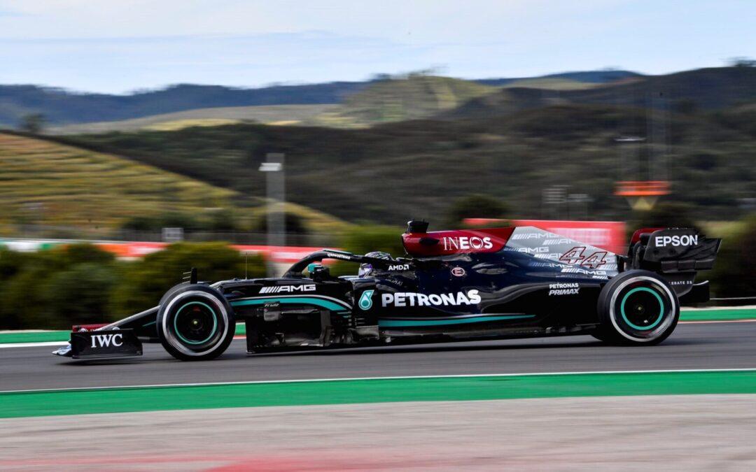 Formula 1-FP2: Ο Hamilton επέστρεψε