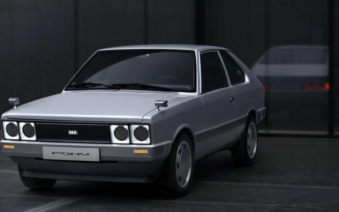 Επιστρέφουμε στο 1975 με τη χρονομηχανή του Hyundai Pony