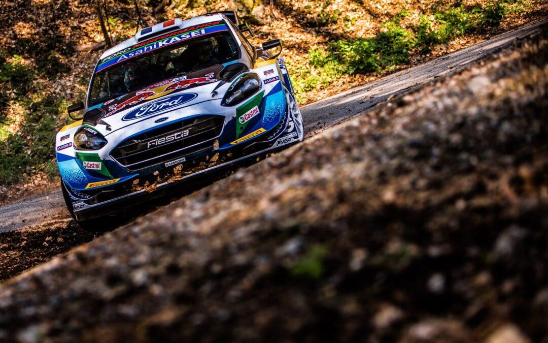 WRC, ράλι Κροατίας, ο Ogier πήρε την πρωτοπορία στο πρώτο σκέλος του Σαββάτου