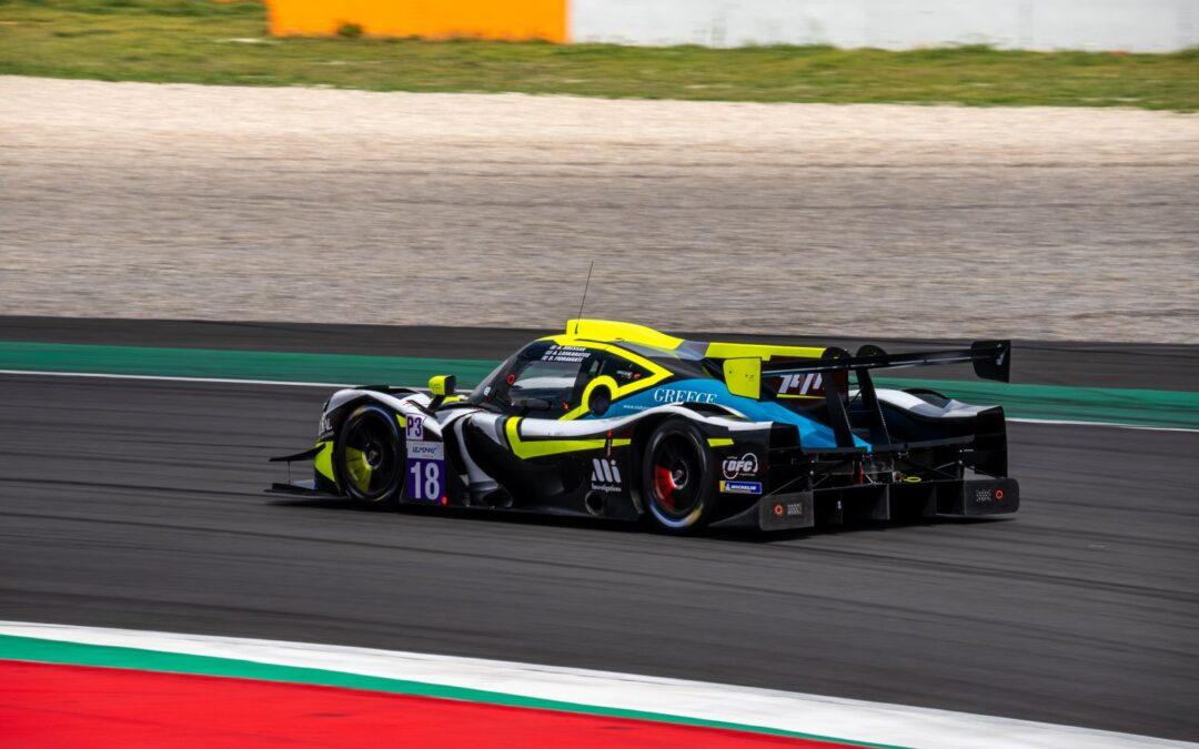 Ο Ανδρέας Λασκαράτος συνεχίζει στο European Le Mans Series