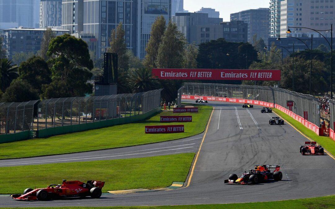 Formula 1: Η νέα μορφή του Albert Park