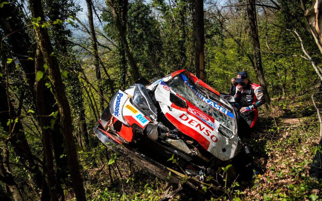 WRC, ράλι Κροατίας, ο Rovanpera δε θα εκκινήσει (video)