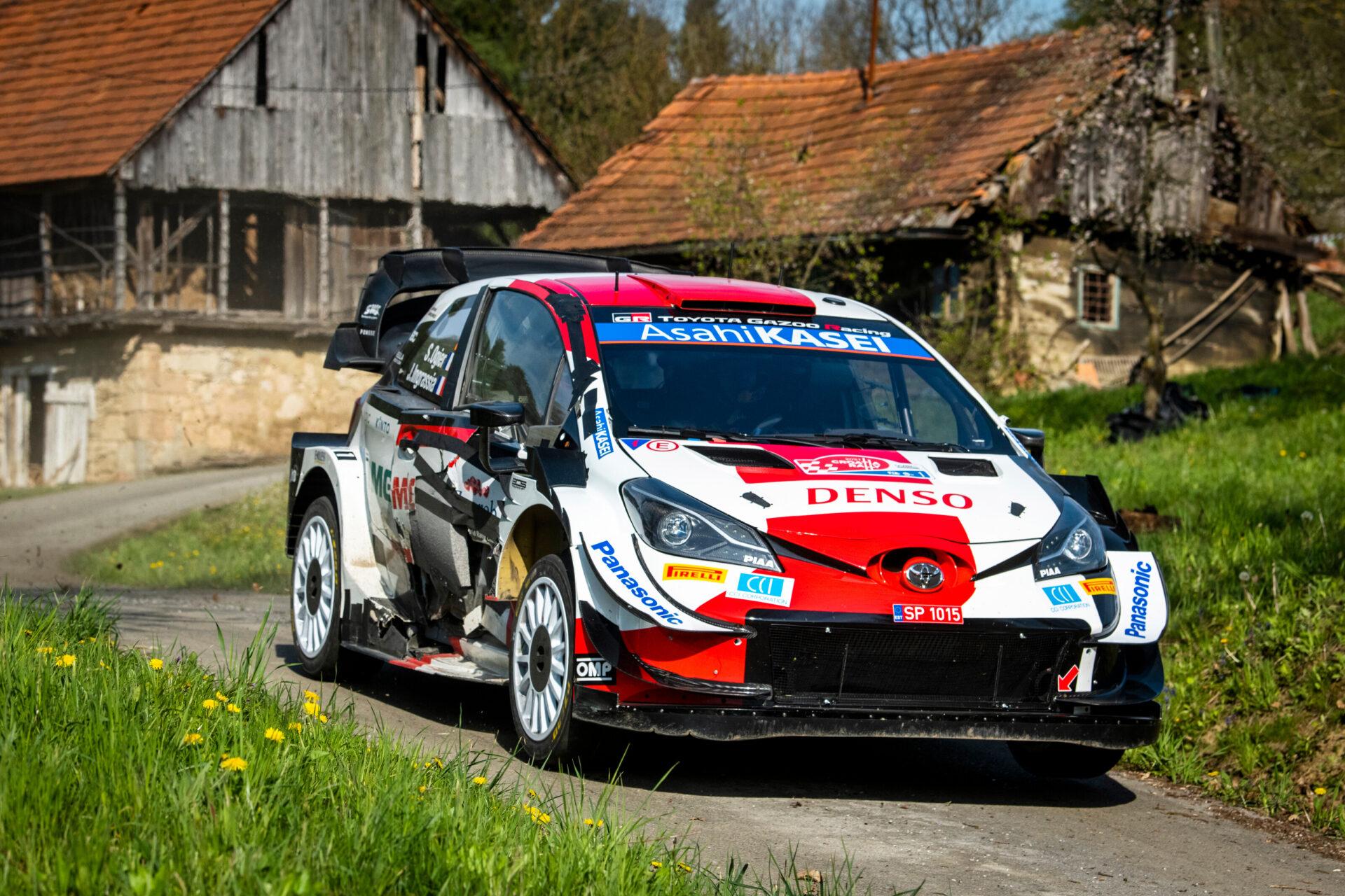 WRC, ράλι Κροατίας: το συμβάν με τον Ogier (video)