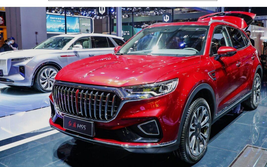 Ηongqi HS55 ή αλλιώς η κινέζικη πολυτέλεια στα μεσαία SUV