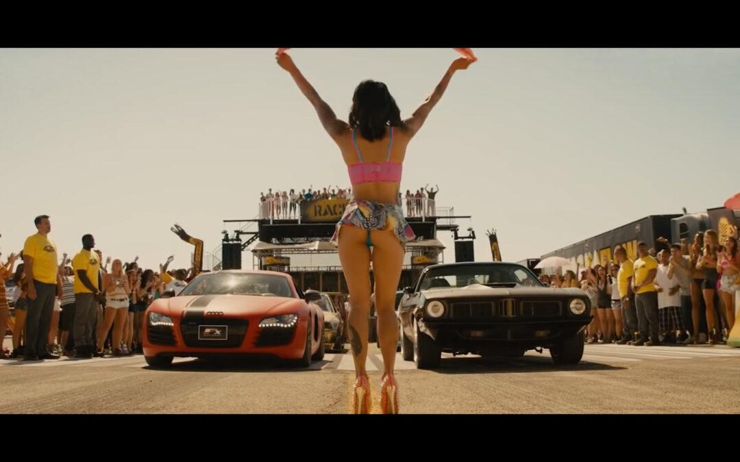 Δε φαντάζεστε πόσα αυτοκίνητα κατέστρεψε το Fast & Furious!