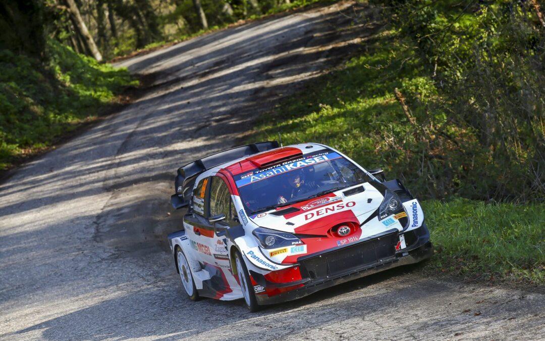 WRC, ράλι Κροατίας, στα μισά του σκέλους ο Neuville, έξοδος για τον Rovanpera(video)