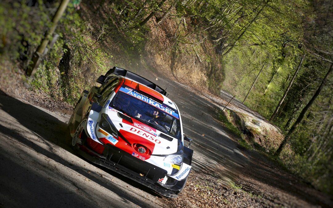 WRC, ράλι Κροατίας, άσχημα ξεκίνησε η τρίτη και τελευταία ημέρα για τον Ogier