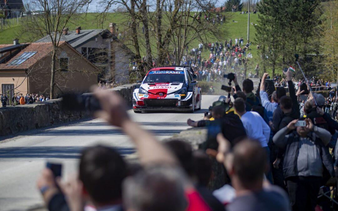 WRC, ράλι Κροατίας, Ο Οgier, πρώτος τη 2η μέρα, φλερτάρει με τη νίκη