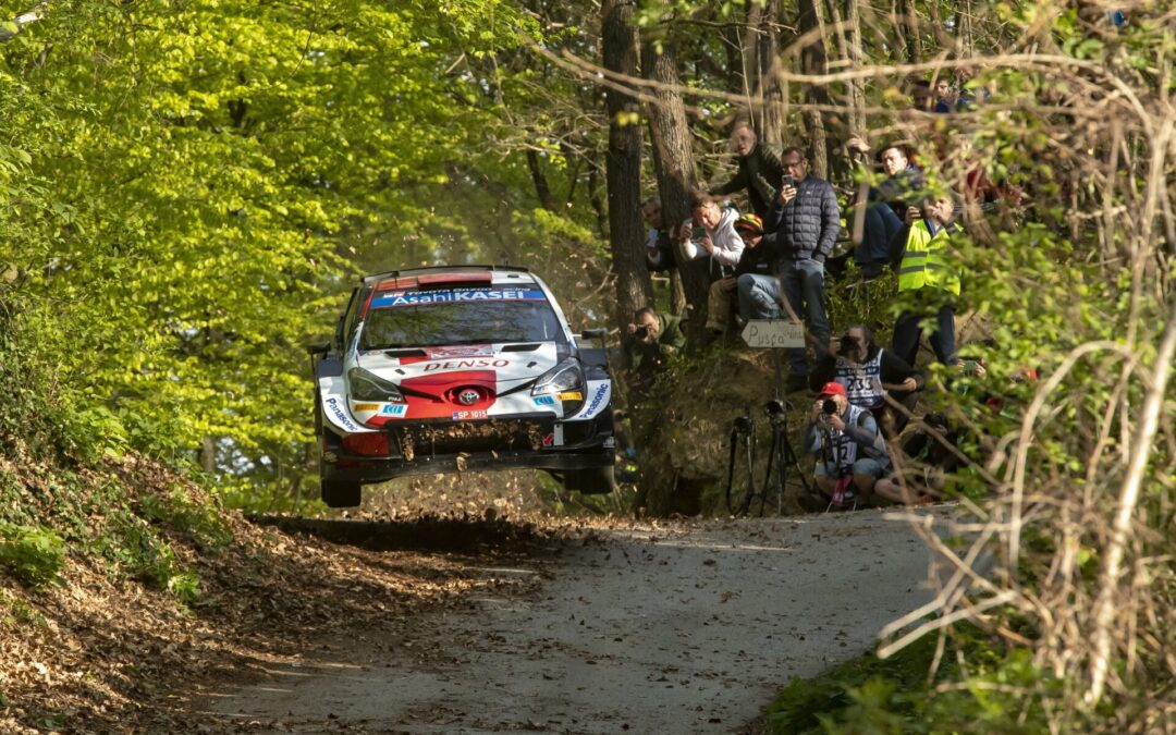 WRC, ράλι Κροατίας: τα 6/10 που έκριναν νικητή τον Ogier