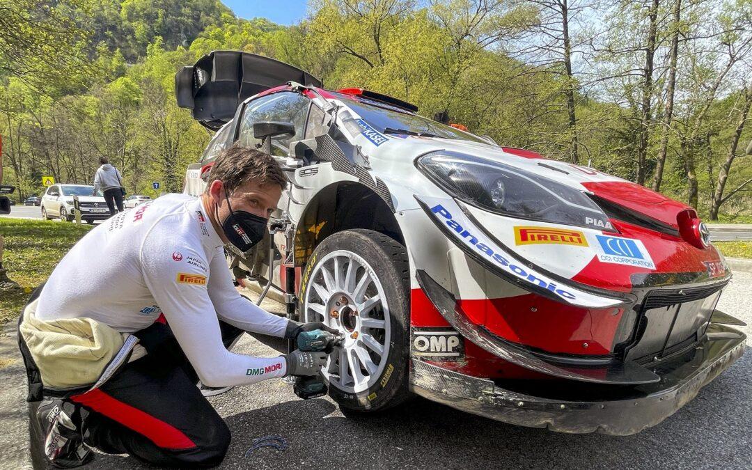 WRC, ράλι Κροατίας. Αποκλεισμός από έναν αγώνα και χρηματική ποινή για τον Ogier