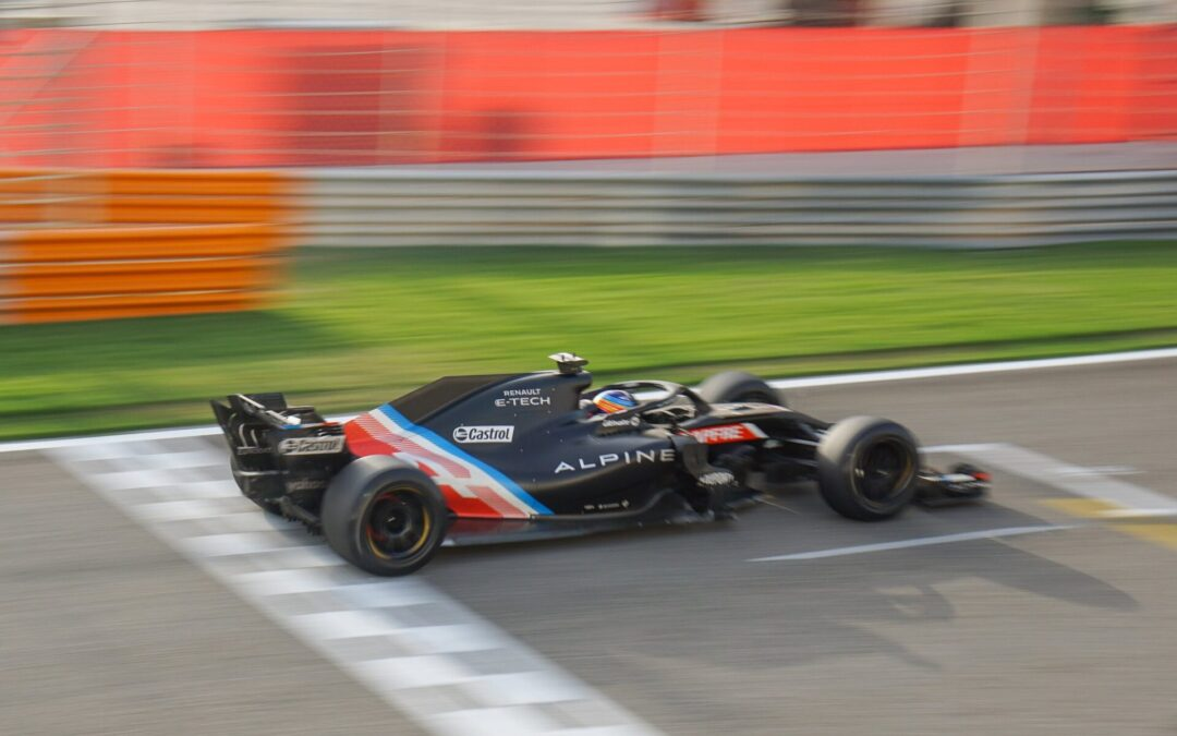 Formula 1,Pirelli: Οι πρώτοι γύροι για Alonso και Ocon με τροχούς 18 ιντσών