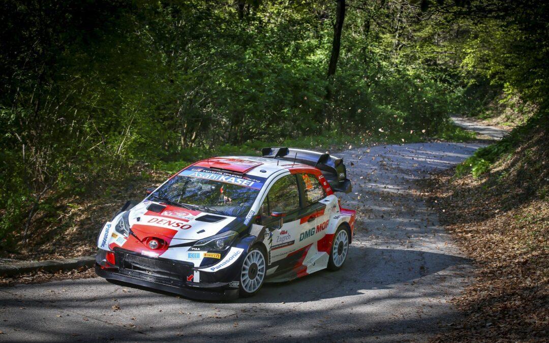 WRC, ράλι Κροατίας, ο Evans ταχύτερος στο shakedown