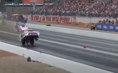 Αυτή είναι η πιο γρήγορη σούζα αυτοκινήτου στην ιστορία! Με 250χλμ./ώρα (Video)