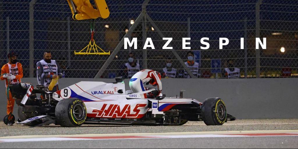 """Formula 1-Nikita Mazepin: Όλοι """"κάνουν πλάκα"""" μαζί του"""