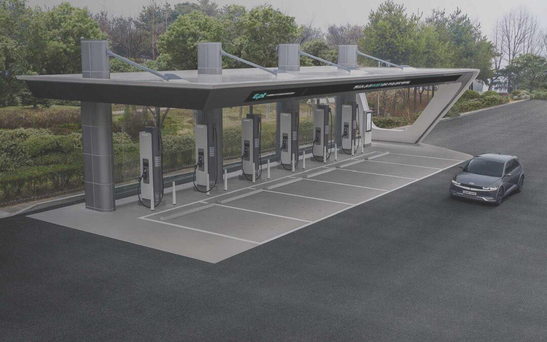 Hyundai: Φορτιστές – pit stop