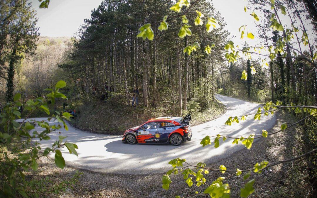 WRC, ράλι Κροατίας, ο Neuville πρώτος στο πρώτο σκέλος