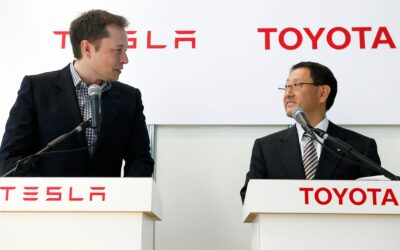 Tesla-Toyota: Η φήμη που τις θέλει κοντά