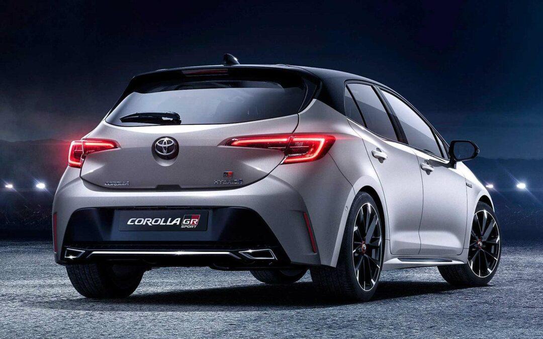 Πόσο κοστίζει η νέα Toyota Corolla GR Sport στην Ελλάδα;