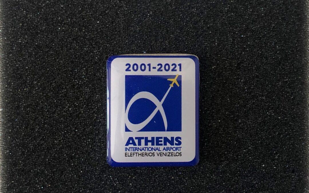 Είκοσι χρόνια Διεθνής Αερολιμένας Αθηνών «Ελ.Βενιζέλος»