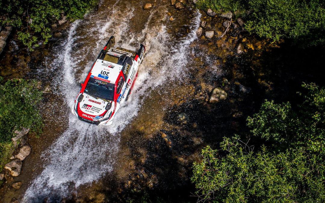 Στην τελική φάση οι προετοιμασίες για το Silk Way Rally 2021