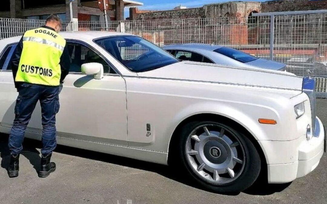 Κατάσχεση Rolls Royce λόγω…κροκόδειλου