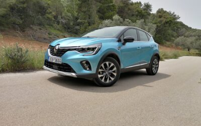 Renault Captur 1.0 TCe 90 ίππων: Μαζί του κάναμε Πάσχα