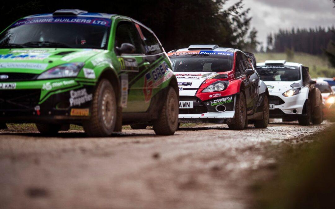 M-Sport rally stage, αγώνας αποκλειστικά για Ford