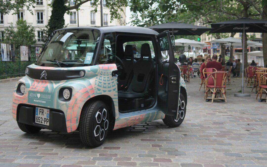 Είναι τελικά πρόκληση η νέα ιδέα της Citroen στα city-car με το Ami (video)