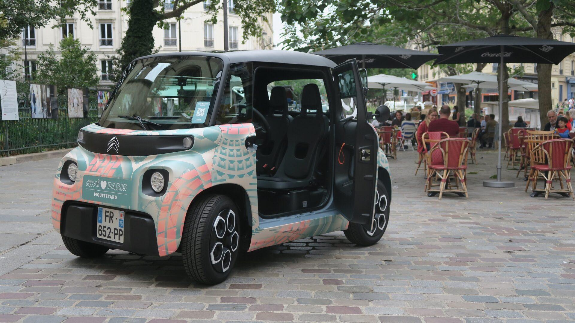 Είναι τελικά πρόκληση η νέα ιδέα της Citroen στα city-car με το Ami