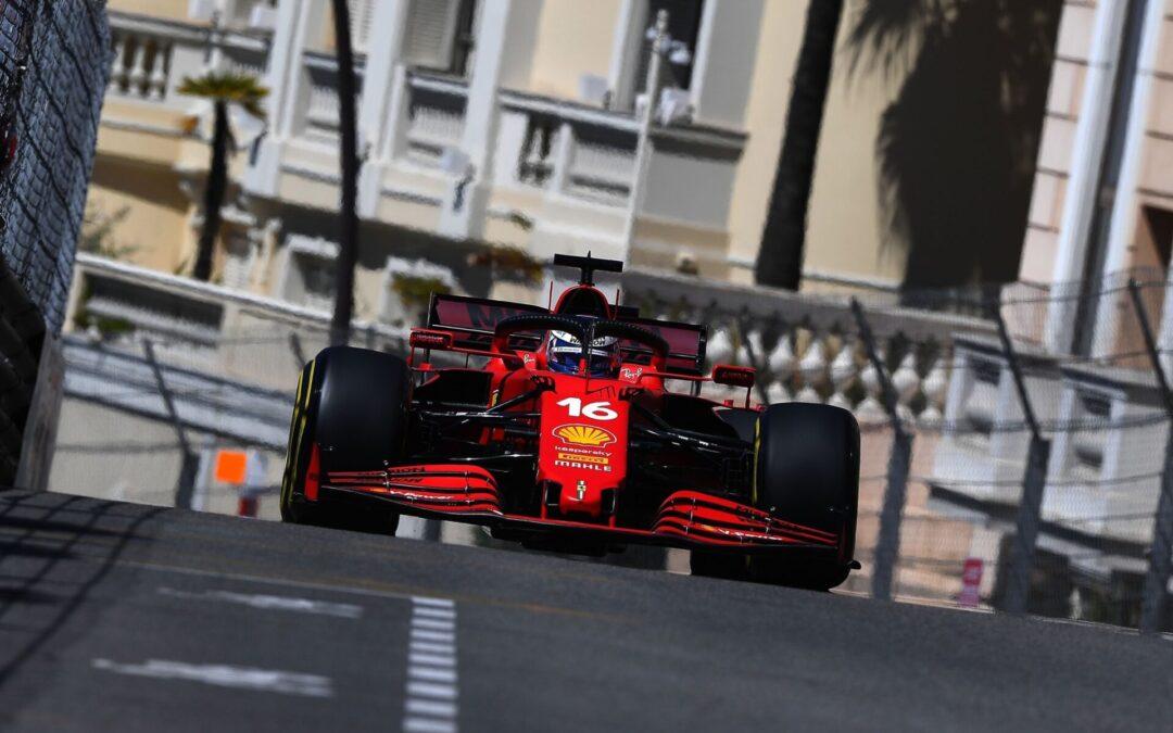 Formula 1-Γκραν Πρι Μονακό-FP2: 1 – 2 για τη Ferrari, διακοπή λόγω Schumacher