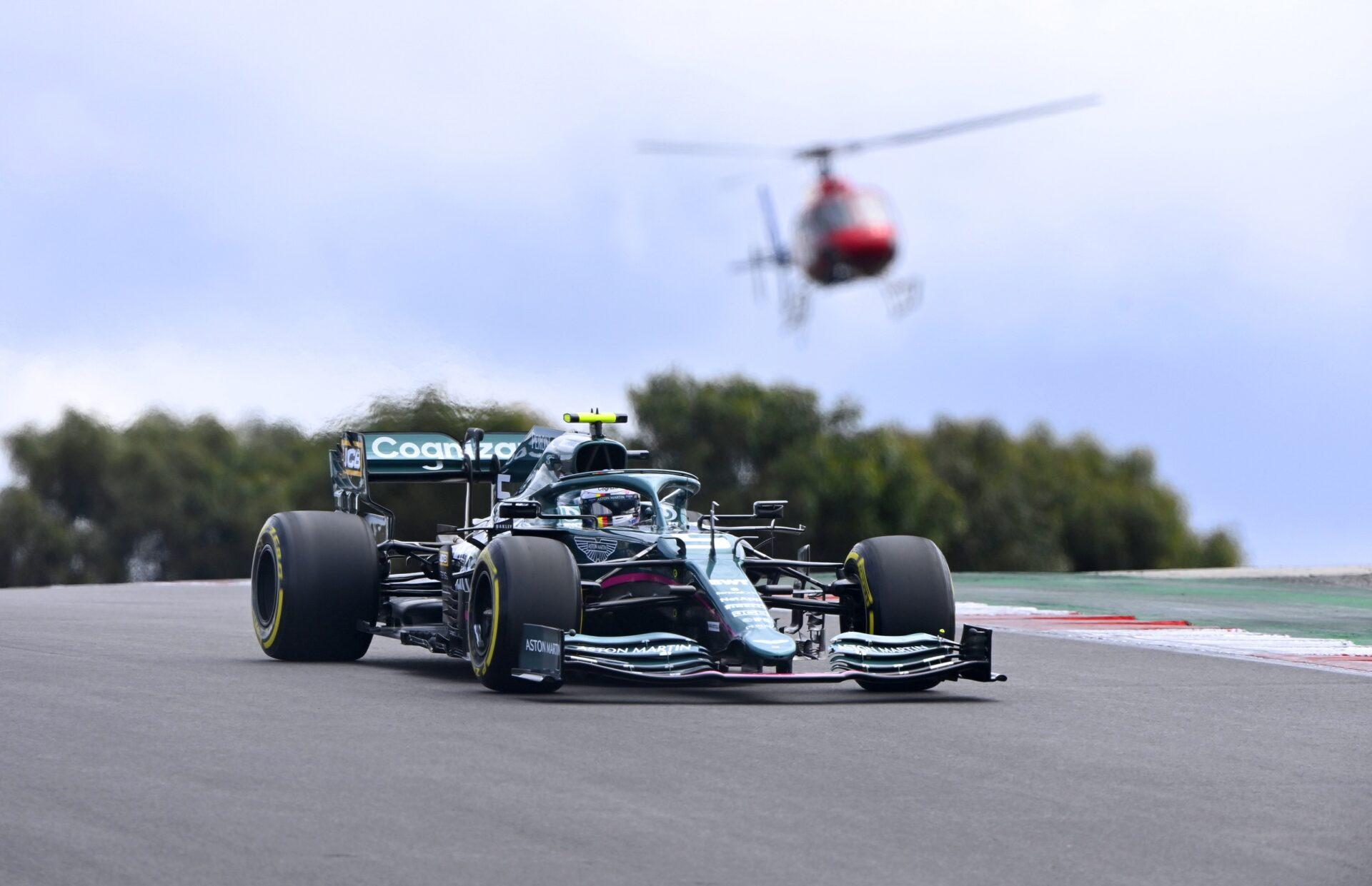 Ο Vettel στο top 10 μετά από 15 Γκραν Πρι