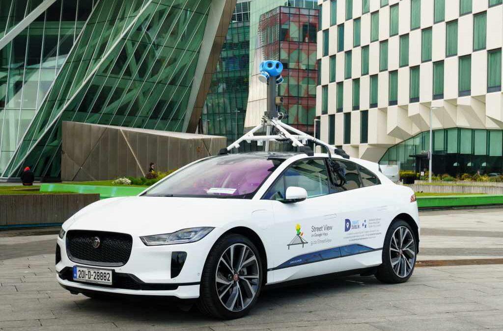 Ποιοι δρόμοι έχουν υψηλή ατμοσφαιρική ρύπανση; Το αυτοκίνητο της Google μπορεί να απαντήσει!