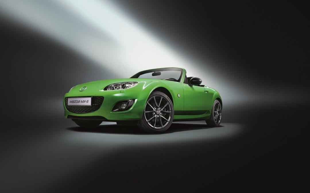 Ήρθε η άνοιξη ήρθαν και τα νέα χρώματα της Mazda